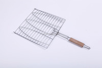 Professional supplier charcoal grills steel wire mesh bbq,stainless barbecue grill mesh