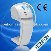 E Light IPL+ RF beauty machine for Hair Pigments Acne Vescular removal and Skin rejuvenation