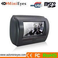 JK BEST SELL car headrest mount portable dvd player 7 inch High definition car headrest mount portable dvd player
