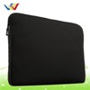 13.3inch neoprene laptop sleeves for laptops and ultrabooks in black