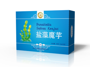 Dunaliella konjak ingredients rice protein for meal replacement powder