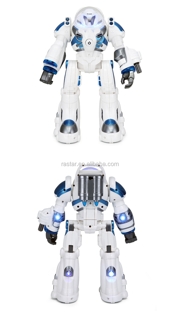 Hot sale item rc spaceman toy robot from Rastar