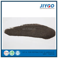 Refractory raw materials brown fused alumina/white fused alumina/silicon carbide/fused silica