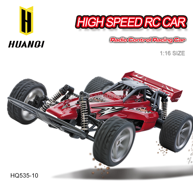 535-10 Radio Control 1 16 Scale Off-road High Speed RC Racing Car with Anti - vibration System