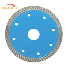 Hot Press Sintered Thin Turbo Diamond Saw Blade Used for angle grinder, circular saw
