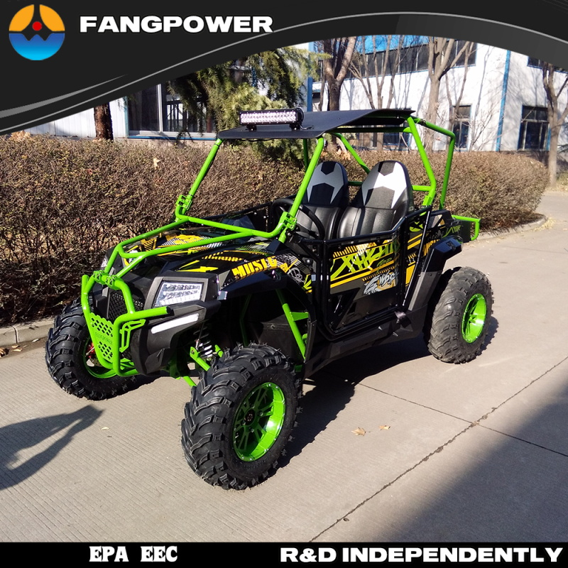 Cheap new quads four wheeler bikes side by side 400cc utv
