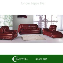 wooden leather sofa set furniture philippines, korean style new fashion sofa set images