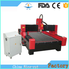 Nice-Cut cnc carving marble granite stone machine