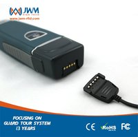 WM-5000V5 guard tour patrol wand, waterproof RFID guard tour reader, distributor wanted security system