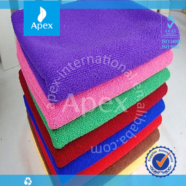 Cleaning Microfiber Cloth Car