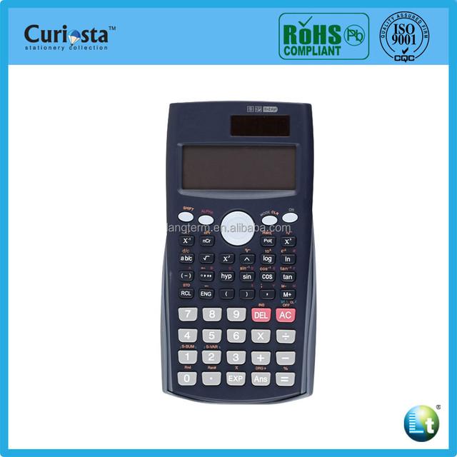 student scientific calculator