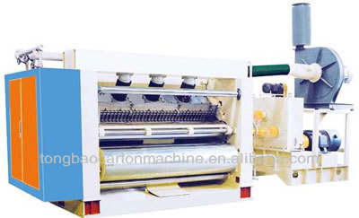 adsorption single facer machine