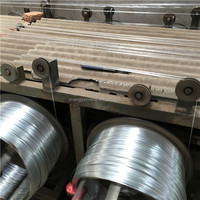16 gauge hot dipped galvanized or electro galvanized steel wire/banding wire(perry@sjzshangye.com)