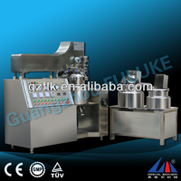 FLK High Quality Food Emulsifying Machine, Automatic Cake Mixer, Industrial Machine