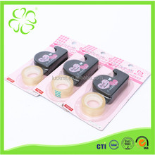 China Manufacturer Waterproof Adhesive Stationery Tape with Dispenser