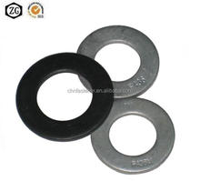 ASTM F436 flat washer hardened steel