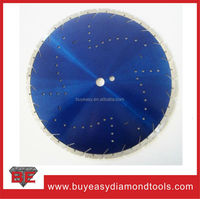 Good price 400mm diamond blades for cutting granite block and stone