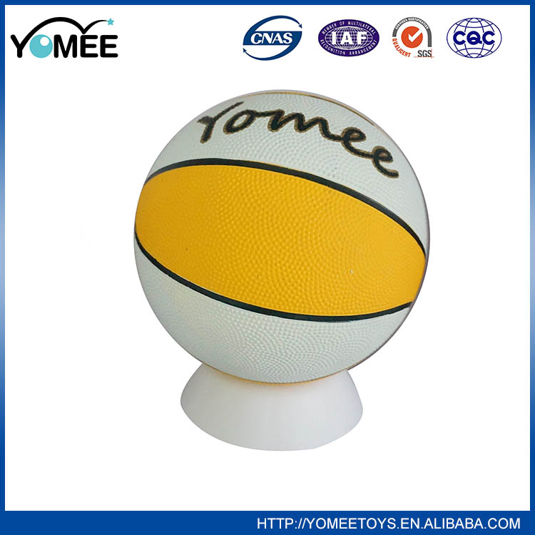 New China Supplier Rubber Bladder Basketballs