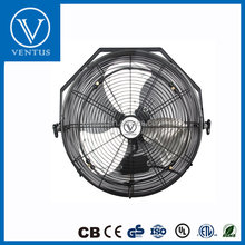 18 inch wall mounted outdoor industrial fan/metal fan VF-18WLF