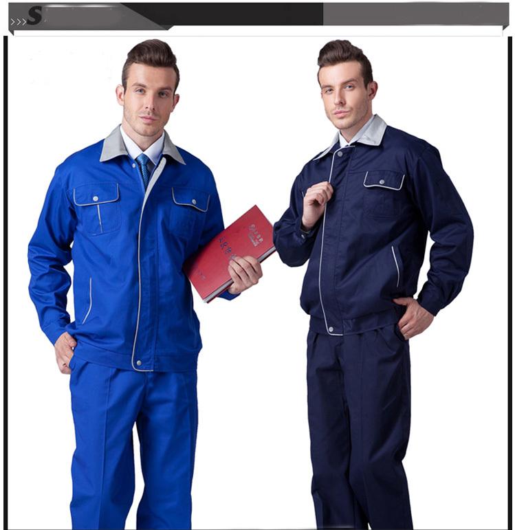 Autumn Winter Long Sleeve Man Work Uniform Buy Cheap