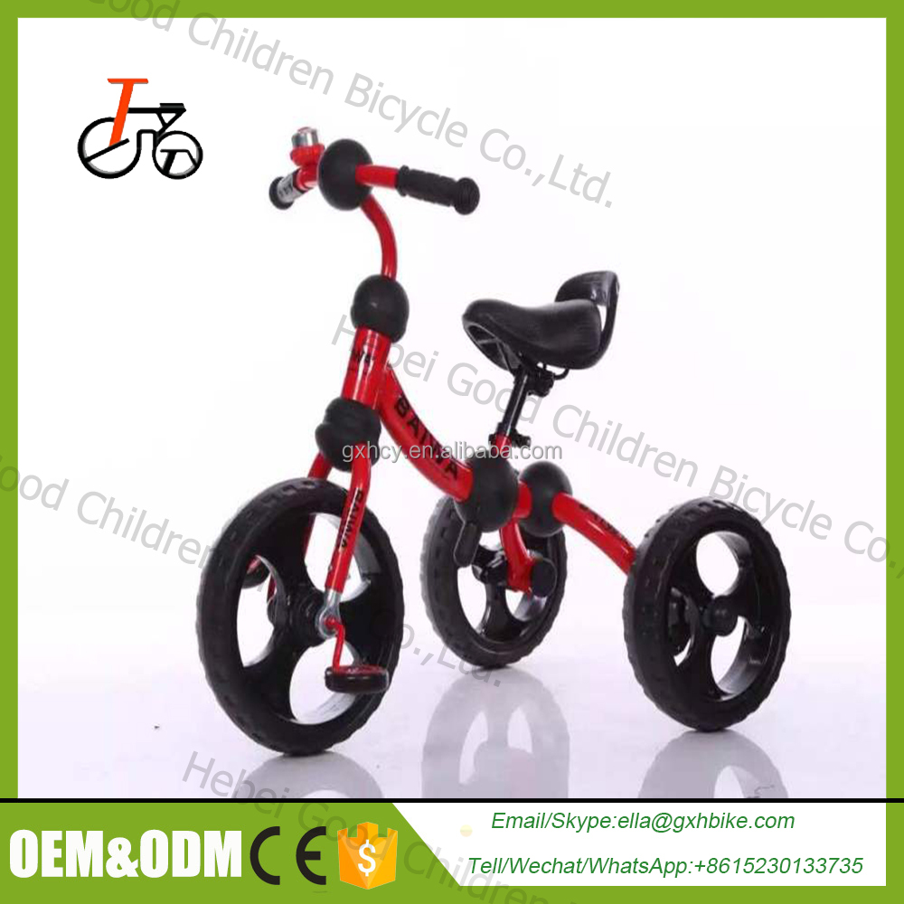 2016 best selling cheap baby tricycle / children tricycle / baby trike