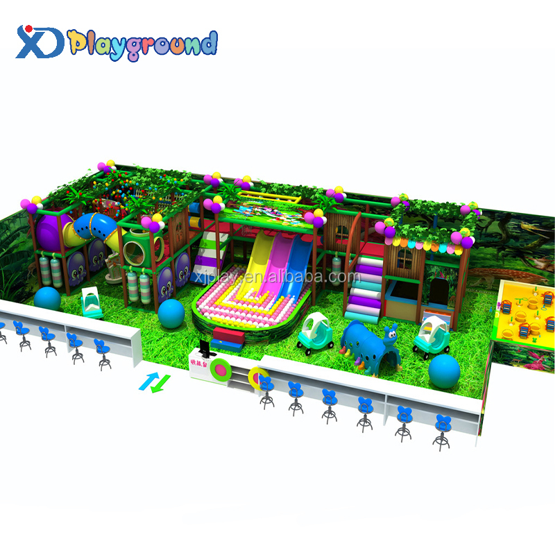 Commercial ball pool shopping mall used indoor playground prices