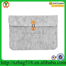 Laptop pouch cover / fashion 15.6 inch felt laptop sleeve