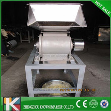 automatic food shredder cutting machine/small scale food processing machine/fruit vegetable crusher