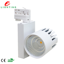 20W 30W 40W 50W Dimmable COB Track LED Spot Light