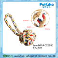 Wholesale rope pet product dog rope toy in China