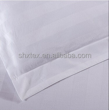 High Quality Percale 100% Cotton Hotel Bedding Set Fabric