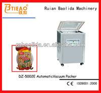 DZ-500/2E Automatic Vacuum Seal Food Packing Machine