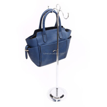 Adjustable Handbag Bag Display Stand With 3 Hooks