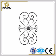 wrought iron ornaments,wrought iron rosettes,latest main gate designs