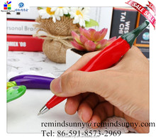 Wholesale Cheap Chili shaped Ballpoint Pen for Gifts