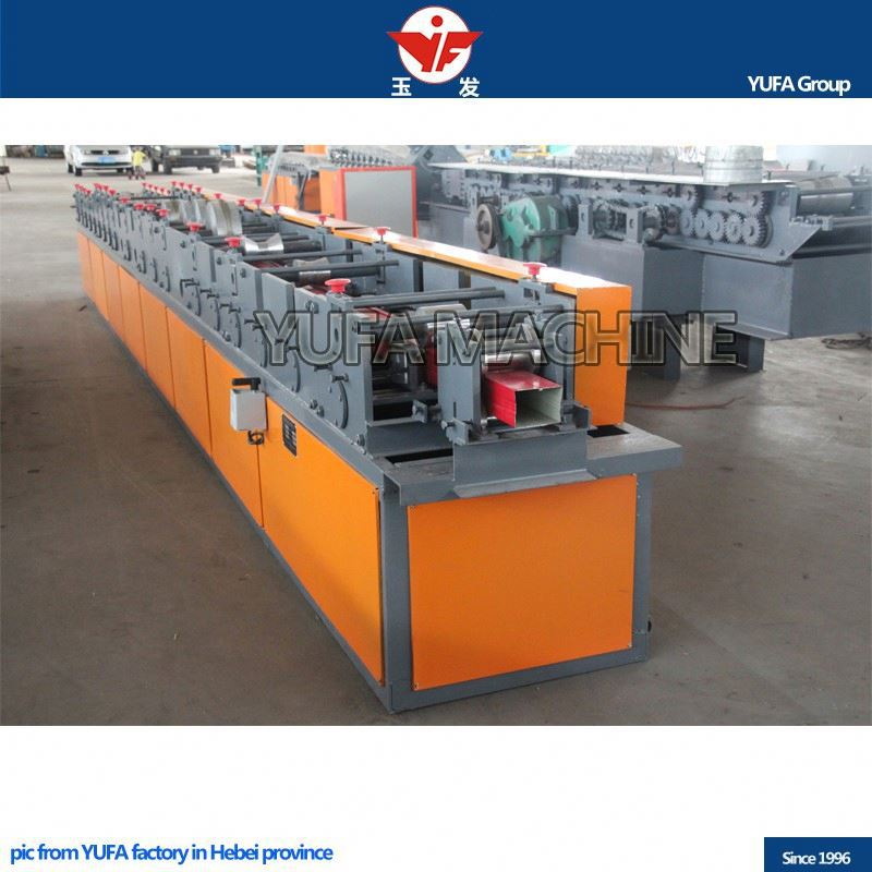 roof tile making machine seamless gutter machine