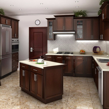 solid wood hot sale kitchen cupboards kitchen furniture on sale