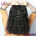 XBL New Arrival Virgin Brazilian Water Wave Thick Remy Hair Extensions