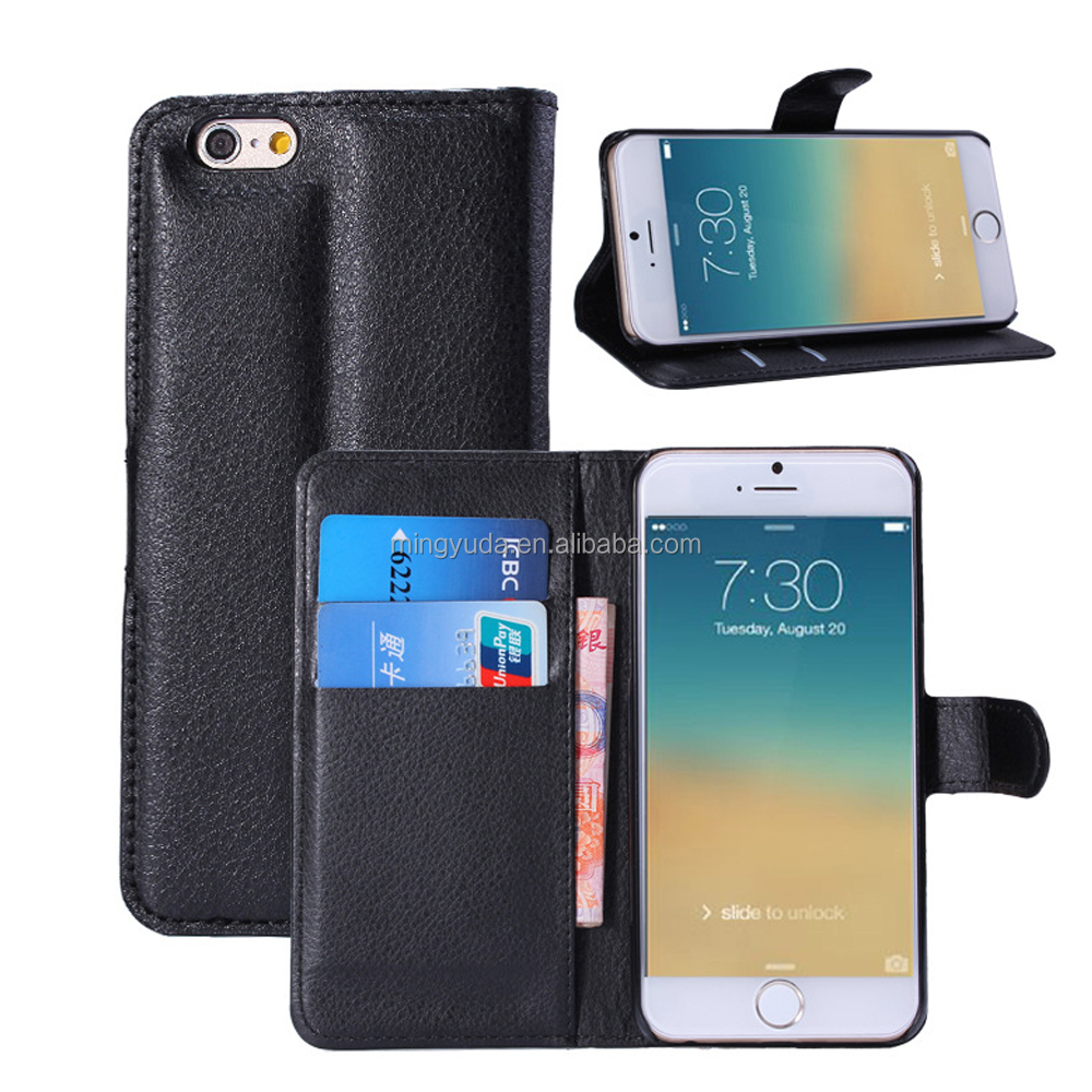 Beautiful design wallet stand leather case for OnePlus back cover