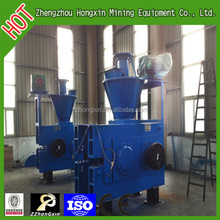 Hongxin Charcoal Powder Briquette Machine Hot Selling In Russian, France, Ghana, Malaysia, Indonesia