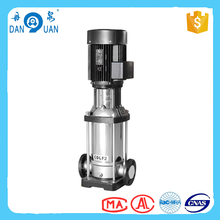 2017 New design vertical multistage centrifugal water pump with good quality