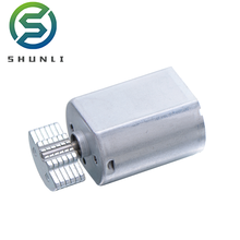 China GuangDong manufacturer Supplier carbon brushes electric toy car massager SFF-130SA 6v dc vibration motor