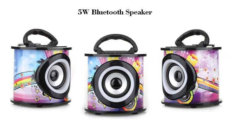 2017 Hot selling silicone oem amplifier 5.1 wireless mini speaker bluetooth surround home theater
