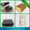 Luxury foldable magnetic paper gift box packaging