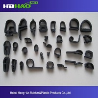 auto glass window rubber seal strip on trade fair