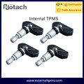 4 bluetooth sensors Tire pressure monitoring system internal type