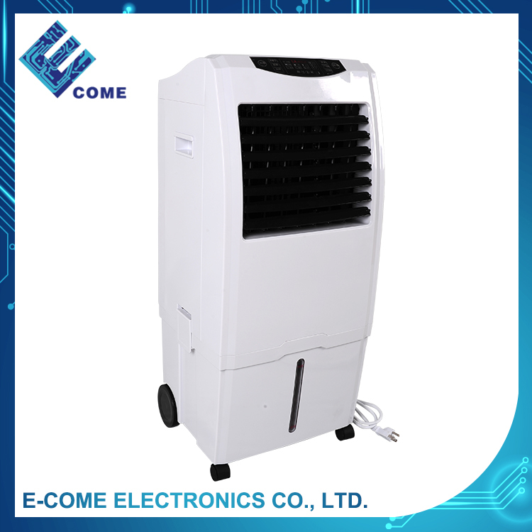 With honeycomb cooling pad electric water air cooler /evaporative air cooler