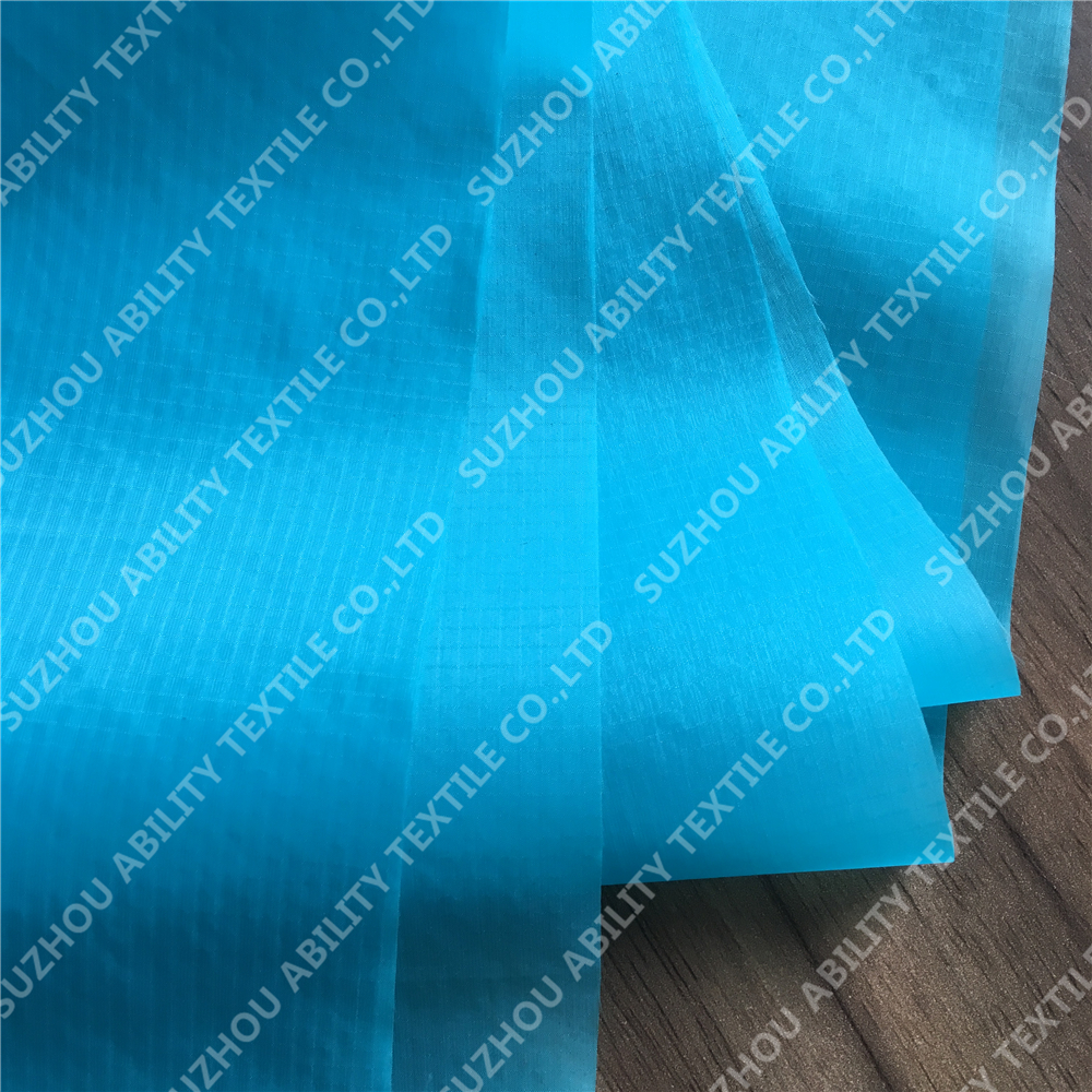 20d Ripstop Nylon Fabric/nylon ripstop fabric for parachute