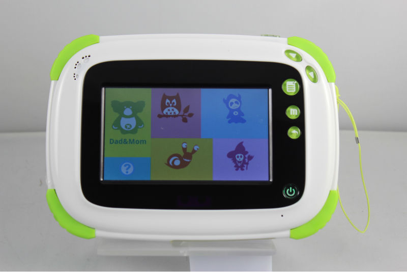 The unique design children's android tablet with camera