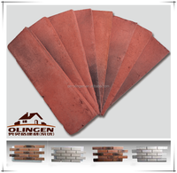 Artificial Exterior Face Brick Wall Panel